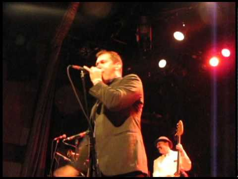 The Slackers 20th Anniversary- Pedophilia @Bowery Ballroom