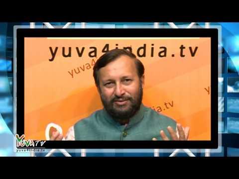 'Bharat Ke Badhte Kadam' with Shri Prakash Javadekar - MoS (Environment, Forests & Climate Change)