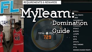 NBA 2K15: How to Get 3 Stars on Domination, a MyTeam Guide