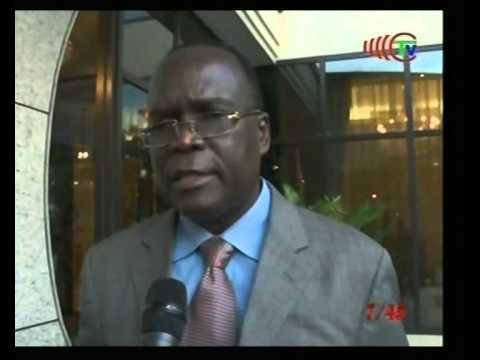 Visite officielle de SAMBA PANDZA au Congo