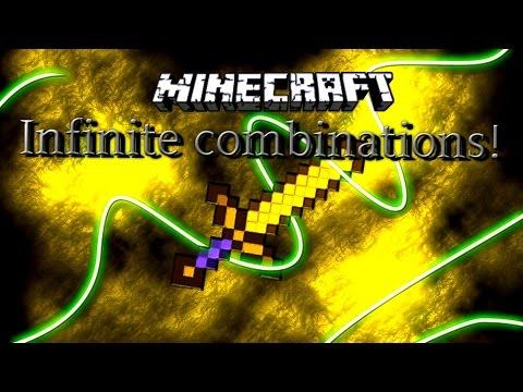 Enchantments Level 1000+ Vanilla Minecraft 1.8 - 1.7 Updated