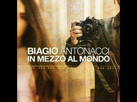 In mezzo al mondo, Biagio Antonacci(2017), by Prince of roses