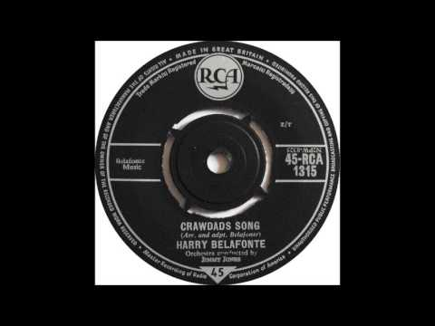 Harry Belafonte - Crawdad Song