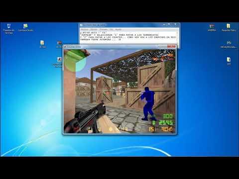 El Mejor Cheat Para Counter Strike 1.6 no steam