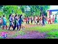 Aadiwasi village Ganpati visharjan dance at Varvada, Ak Aadivasi Village.