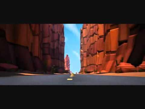 Correcaminos Extremoduro 3D