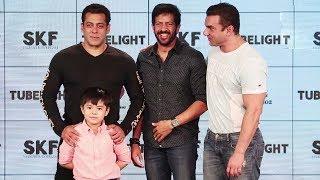 TUBELIGHT Music Launch Full Video HD   Salman Khan, Sohail Khan, Matin Rey Tangu