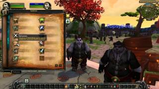 Mists of Pandaria Beta Guide with Commentary - Pandaren Racial Abilities