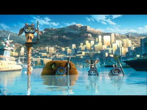 2012 Movie Guide: Paramount Pictures - G.I. Joe 2, Madagascar 3