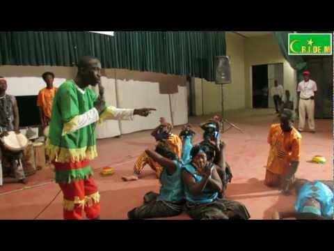 Nouakchott : Ouverture du 2eme Handifestival