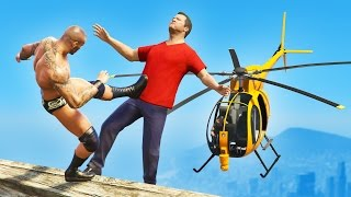 GTA 5 FAILS -  GTA 5 Funny Moments Compilation