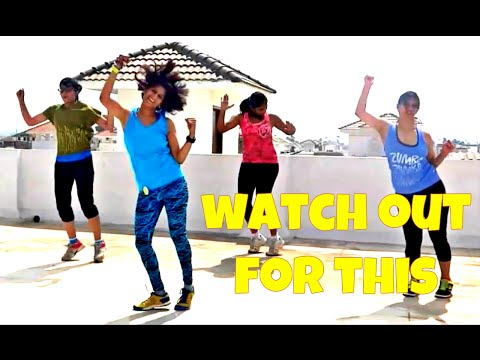Watch Out For This (Bumaye) by Major Lazer | Zumba