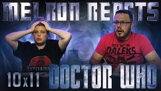 "MELRON REACTS: Doctor Who 10x11""World Enough and Time"""