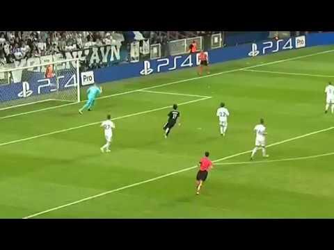 Kopenhagen Qarabağ 2 - 1(2-2)  23.08.2017 FC Koebenhavn 2 - 1 Qarabag FK (2-2)