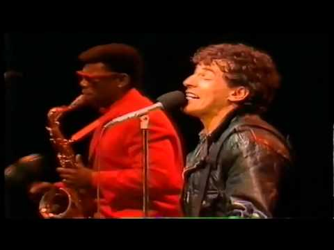 BRUCE SPRINGSTEEN&THE E STREET BAND - Paris 29.6.1985