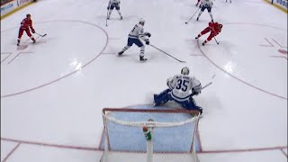Daley scores shorthanded, gives Red Wings lead