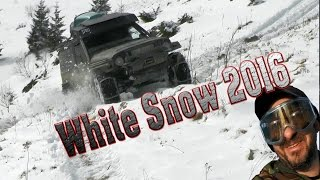 Operation White Snow 2016 Offroad Karpaty or the Best Movie 4!