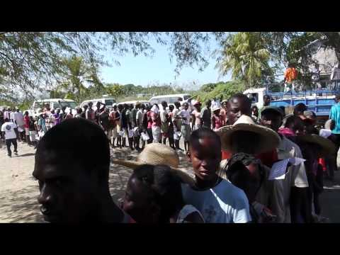 UNICEF and partners work to contain the cholera outbreak in Haiti