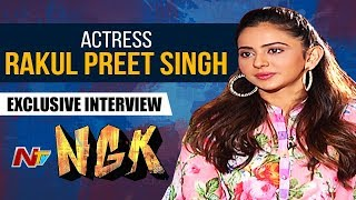 Actress Rakul Preet Singh Exclusive Interview About NGK Movie | NTV