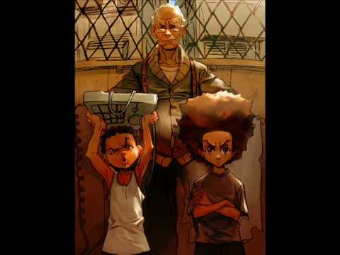 Adult Swim Bump: Boondocks Season 3 [Fan Made] (Version 1). Song: Anger of ...