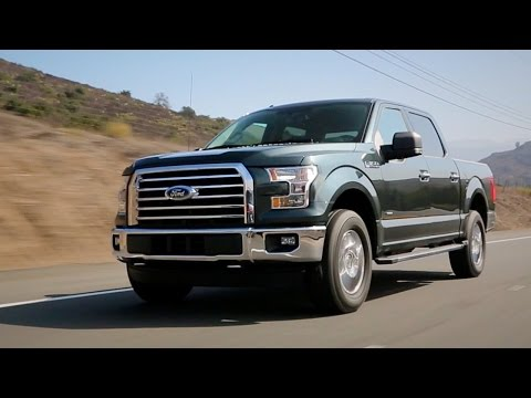 2015 Ford F-150 Review - Kelley Blue Book