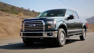 2016 Ford F-150 - Review and Road Test