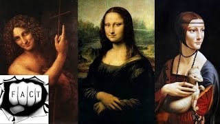 10 Most Famous Leonardo Da Vinci Artworks