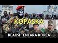 Tentara Korea Kaget Menonton KOPASKA(TNI Pasukan Khusus dari Indonesia )