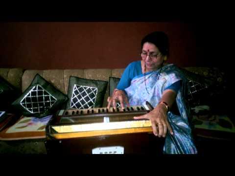 Aaj Jaane Ki Zid Na Karo - Farida Khanum - Harmonium Cover -...