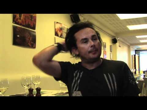 Interview Cradle of Filth - Dani Filth (part 5)