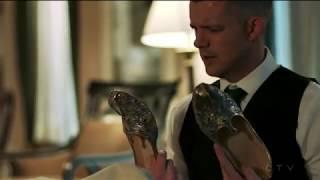 Harry Doyle - fight scene against terrorists - Quantico (tv series)
