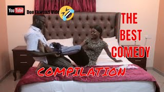 Best of Don Ekwuazi Comedy 2018/2019 Compilation (Funny Nigerian Videos and hilarious pranks skits)