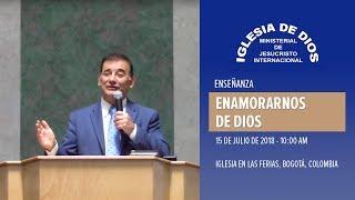 Enseñanza: Enamorarnos de Dios - Iglesia de Dios Ministerial de Jesucristo Internacional