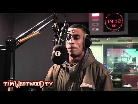 Westwood - Durrty Goodz *HOT* freestyle 1Xtra