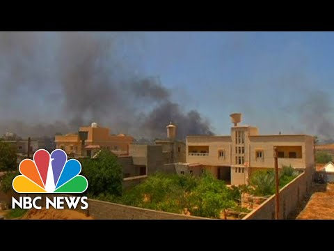 U.S. Embassy Evacuated In Libya | NBC News