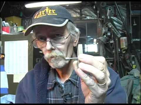 Knife Handle Pins