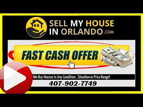 Sell My House In Orlando   407 902 7749   Cash Home Buyers