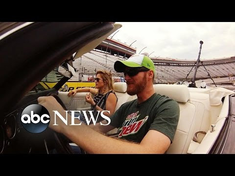 Dale Earnhardt Jr. | Behind the Wheel With NASCAR Champ