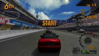 Gran Turismo 3 A-spec in 16:9 resolution!
