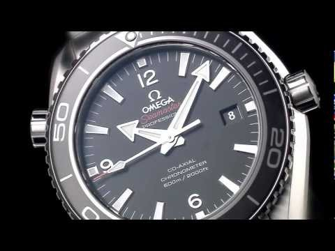 Collection OMEGA Planet Ocean