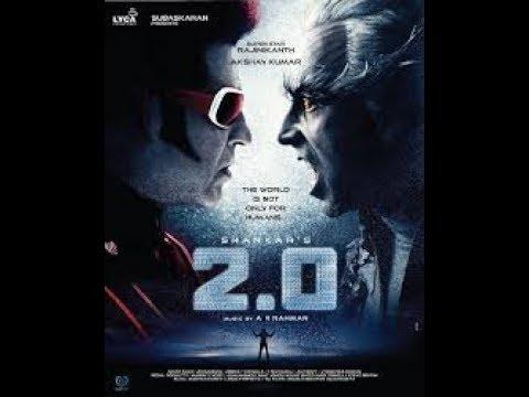 2 0 Full Movie   Rajinikanth   Akshay kumar   Amy Jackson  Success thumbnail