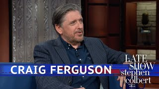 Craig Ferguson's Idea For Motivating Americans To Vote