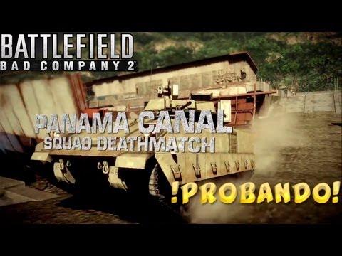 Battlefield Bad Company 2 - Online - Todos contra todos - Canal de Panama - Menuda Partida