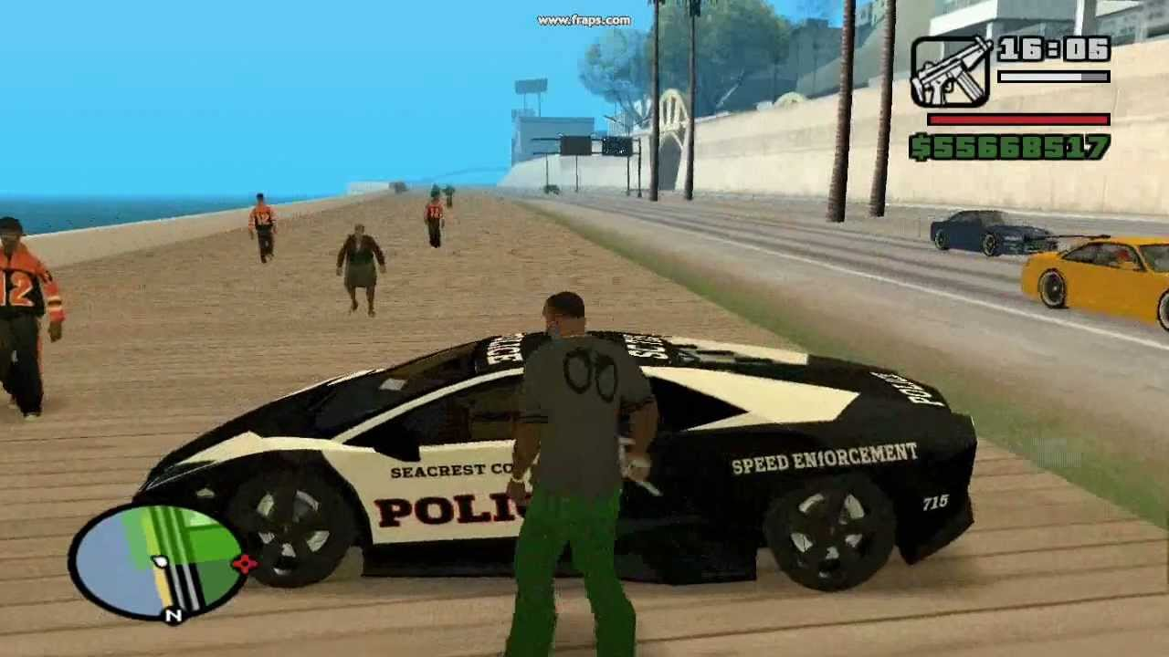 Grand Theft Auto: San Andreas Real Car Mods (Realmode ... Gta San Andreas Cool Mods