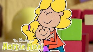 The Adventures of Napkin Man | BONDING TIME | Compilations | Cartoons for Kids