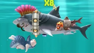 download lagu Hungry Shark Evolution Megalodon Android Gameplay #13 gratis
