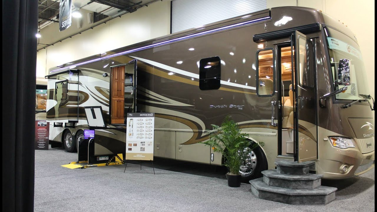 All New 2015 Newmar Dutch Star Newmar Motorhomes
