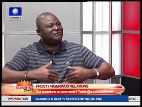 Sunrise Daily: How Nigeria's Reliance On Russia For Arms Will Impact On US Relations?