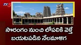 మీనాక్షి దేవాలయంలో నిధి నిక్షేపాలు? | Maduraiand#39;s Meenakshi Temple
