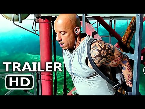xXx 3: Return of Xander Cage (2017) Jungle Ski Clip Vin Diesel Action Movie HD thumbnail